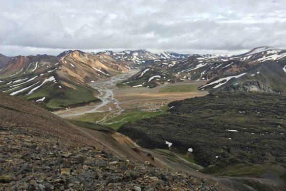 landmannalaugar-island